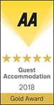 5 star AA rated guesthouse accommodation